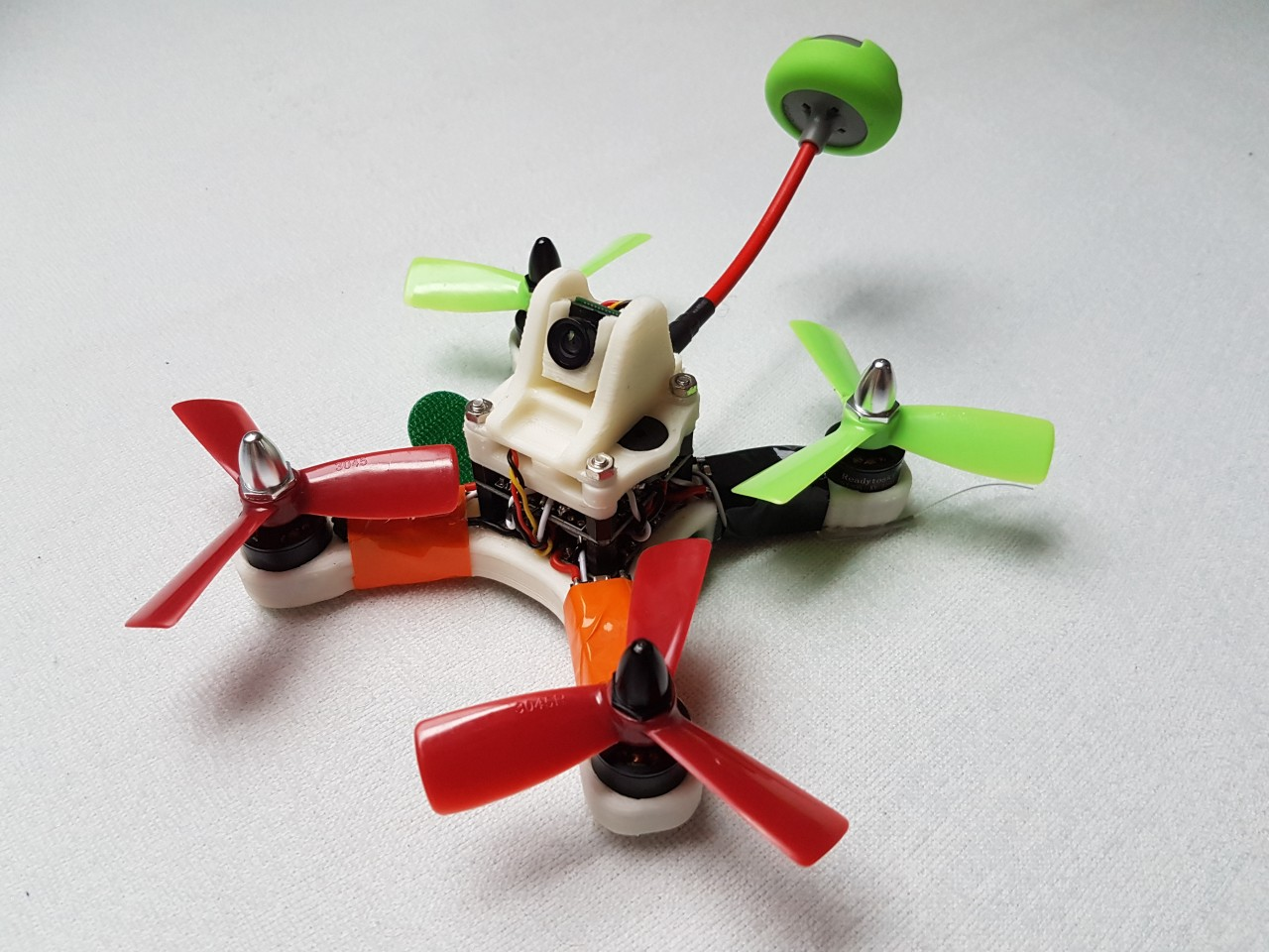 DIY Racing Drone: Tweety (Part 1)